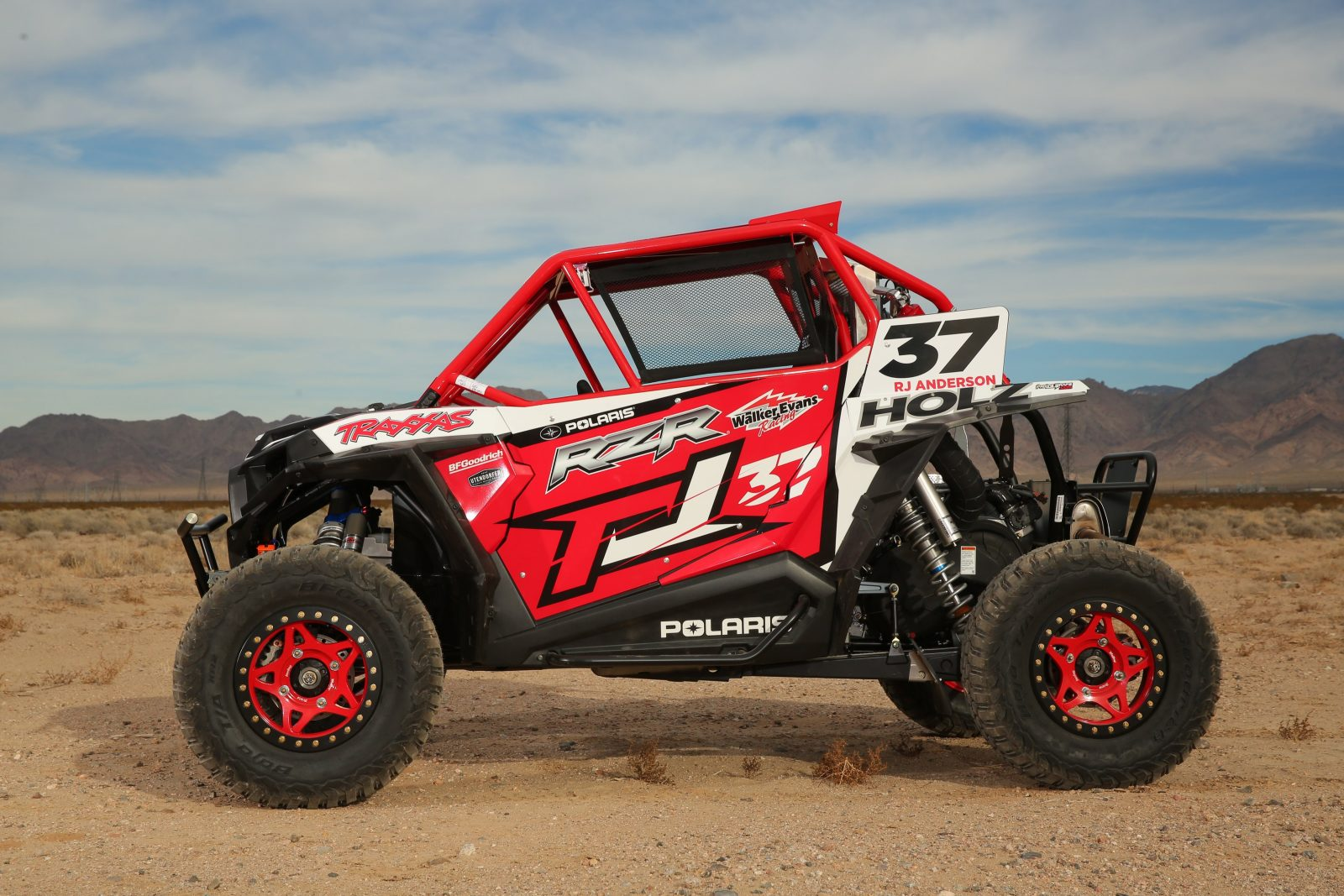 Polaris RZR Bolt-On Short Course Kit