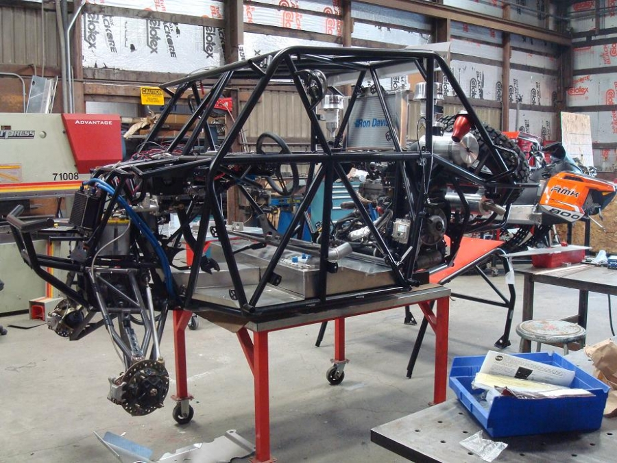 Rzr Xp 900 Bitd Desert Racer Build Holz Racing Products