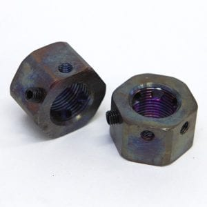 RCV Axle Nuts |RZR XP-1000 RZR XP-Turbo | Holz Racing Products