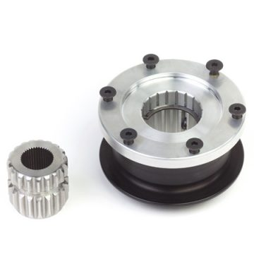 6 BOlt Quick Release Steering Wheel Hub   RZR XP1000   Holz Racing Products