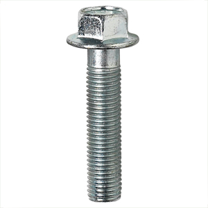 M10x1.25×60 Hex Flange Bolt