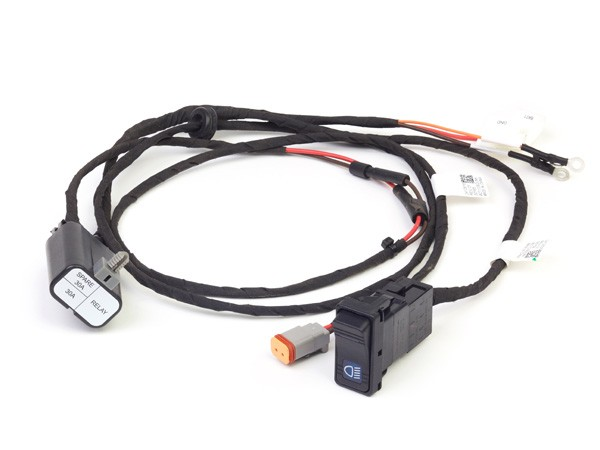 polaris led light bar wiring diagram polaris led lightbar harness | holz racing products ...